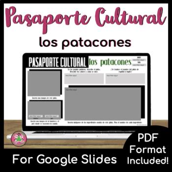 Pasaporte Cultural - Los patacones