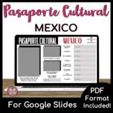 Pasaporte Cultural - Mexico