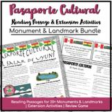 Pasaporte Cultural Monument/Landmark Readers Bundle