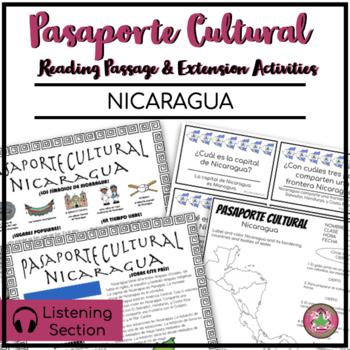 Pasaporte Cultural - Nicaragua Reader