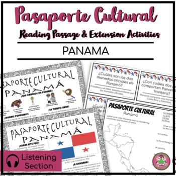Pasaporte Cultural - Panama Reader
