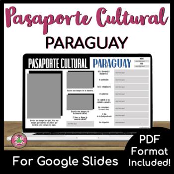 Pasaporte Cultural - Paraguay