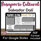 Pasaporte Cultural - Salvador Dalí