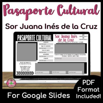 Pasaporte Cultural - Sor Juana Inés de la Cruz