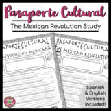 Pasaporte Cultural - The Mexican Revolution