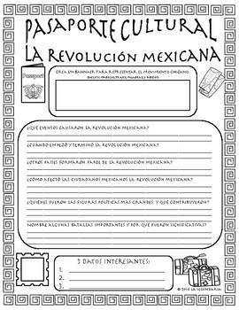 Pasaporte Cultural - The Mexican Revolution