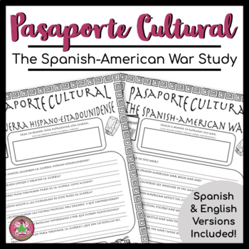 Pasaporte Cultural - The Spanish-American War