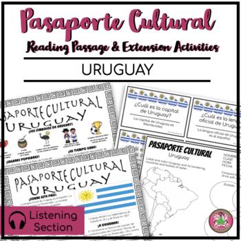 Pasaporte Cultural - Uruguay Reader