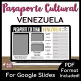 Pasaporte Cultural - Venezuela