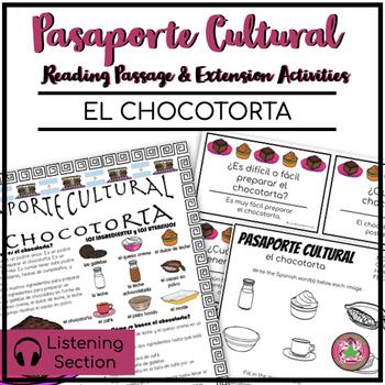 Pasaporte Cultural el chocotorta Reader