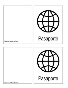 Pasaporte (Self assesment)