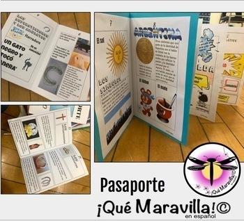 Pasaporte al mundo : Las identidades personales y públicas AP Spanish