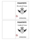 Pasaporte de Verano