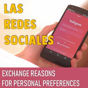 Pasatiempos: Las Redes Sociales - Intermediate Spanish