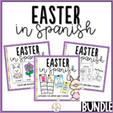 Easter in Spanish Activity Pack - Las Pascuas