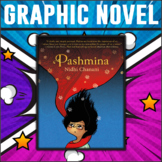 Pashmina by Nidhi Chanani Graphic Novel Study