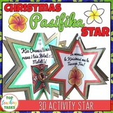 Pasifika Christmas Star Ornament 3D | Pacific Islands