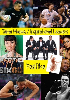 Pasifika Taitai Musuia / Inspirational Leaders PART 1