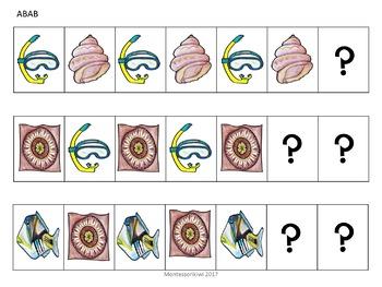 Pasifika themed patterning