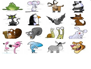 Paso a Paso 2 Chapter 5 Vocabulary Picture File