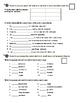 Paso a Paso Chapter 2 Grammar Quiz (pronouns, verbs, articles)