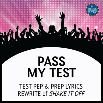 Testing Song Lyrics for Shake It Off