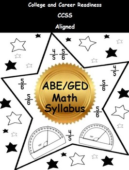 ABE/GED Math Syllabus
