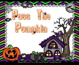 Pass The Pumpkin - A Fun Halloween Rhyme & Game (PPT Edition)