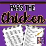 Pass the Chicken - Musical Topics List