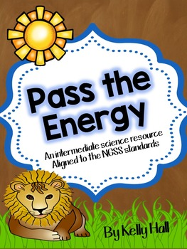 Pass the Energy: Food Chains, Food Webs and Energy Pyramids