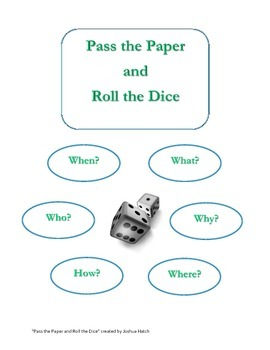 Pass the Paper and Roll The Dice