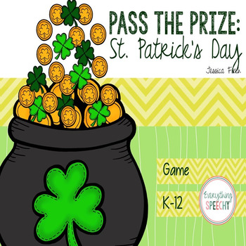 Pass the Prize Following Directions Game: St. Patrick's Day