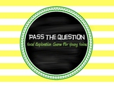 Pass the Question: Vocal Exploration Game for Young Voices