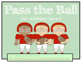 Pass the ball