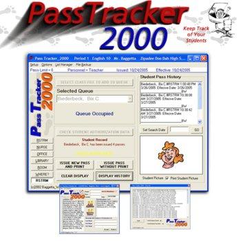 PassTracker 2000 for Windows PC