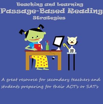Passage-Based Reading Strategies -Improve Standardized Tes