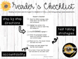 Passage Reader's Checklist
