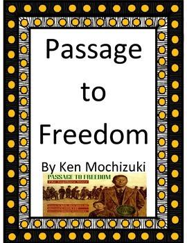 Passage to Freedom By Ken Mochizuki - Imagine It - 6th Grade