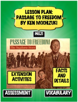 Passage to Freedom Lesson Plan and Prezi
