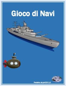 Passato prossimo con avere Italian Verbs Battaglia navale Battleship