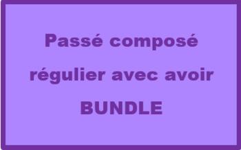Passé Composé Bundle