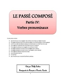 Passe Compose Partie IV: Verbes pronominaux