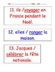 Passe Compose (with Avoir) Practice Game