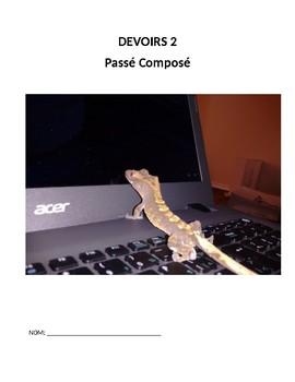 Passe Compose Workbook