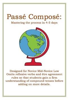 Passé Composé: mastering the process in 4 days