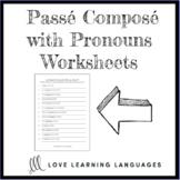Passé Composé with Pronouns - Être ou Avoir -  French gram