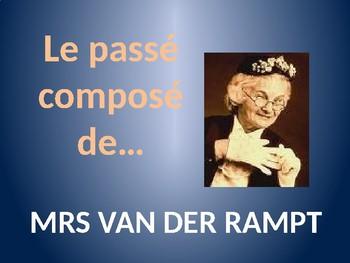 French - Passé Composé with être (perfect tense with être) Presentation