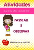 Passear e observar: Atividade Baseada no Método de Paulo Freire