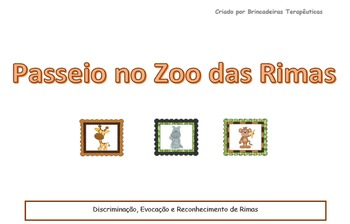 Passeio no Zoo das Rimas