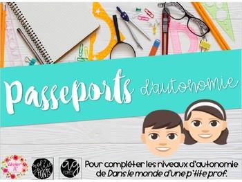 Passeport autonomie